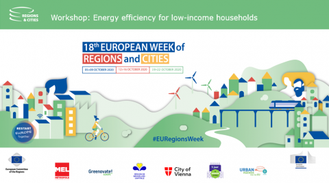 Conference on energy efficiency for low-income households